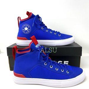 Converse Ctas Ultra Mid Top Blue Rex Men's Sneaker
